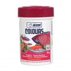 Ração para Peixe Alcon Colours