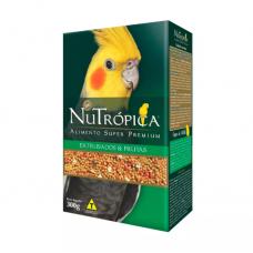 Ração Nutrópica para Calopsita Sabor Frutas 300g