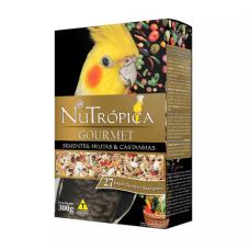 Ração Nutrópica Gourmet para Calopsitas 300g