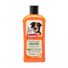 Condicionador Sanol Dog Neutro para Cães e Gatos