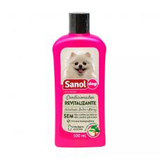 Condicionador Sanol Dog Revitalizante