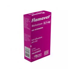 Flamavet Agener União 0,5mg para Cães 10 comprimidos